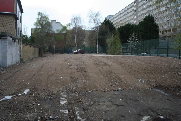 Mobile Gardeners Park - The Start